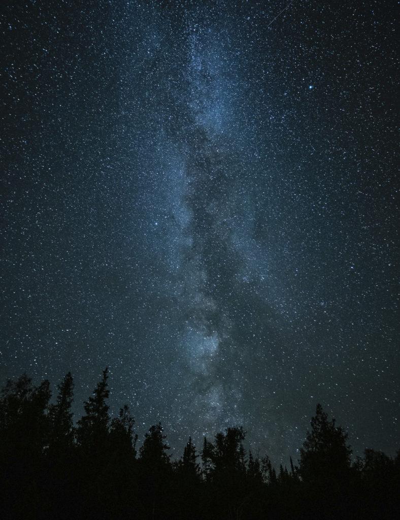 Tobermory Ontario sky Milky Way